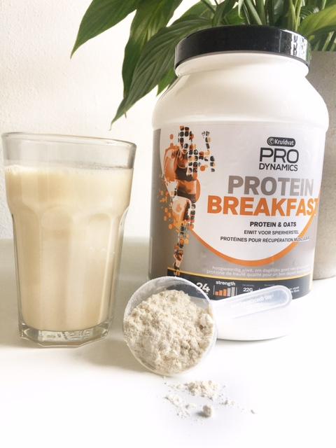 Proteine breakfast