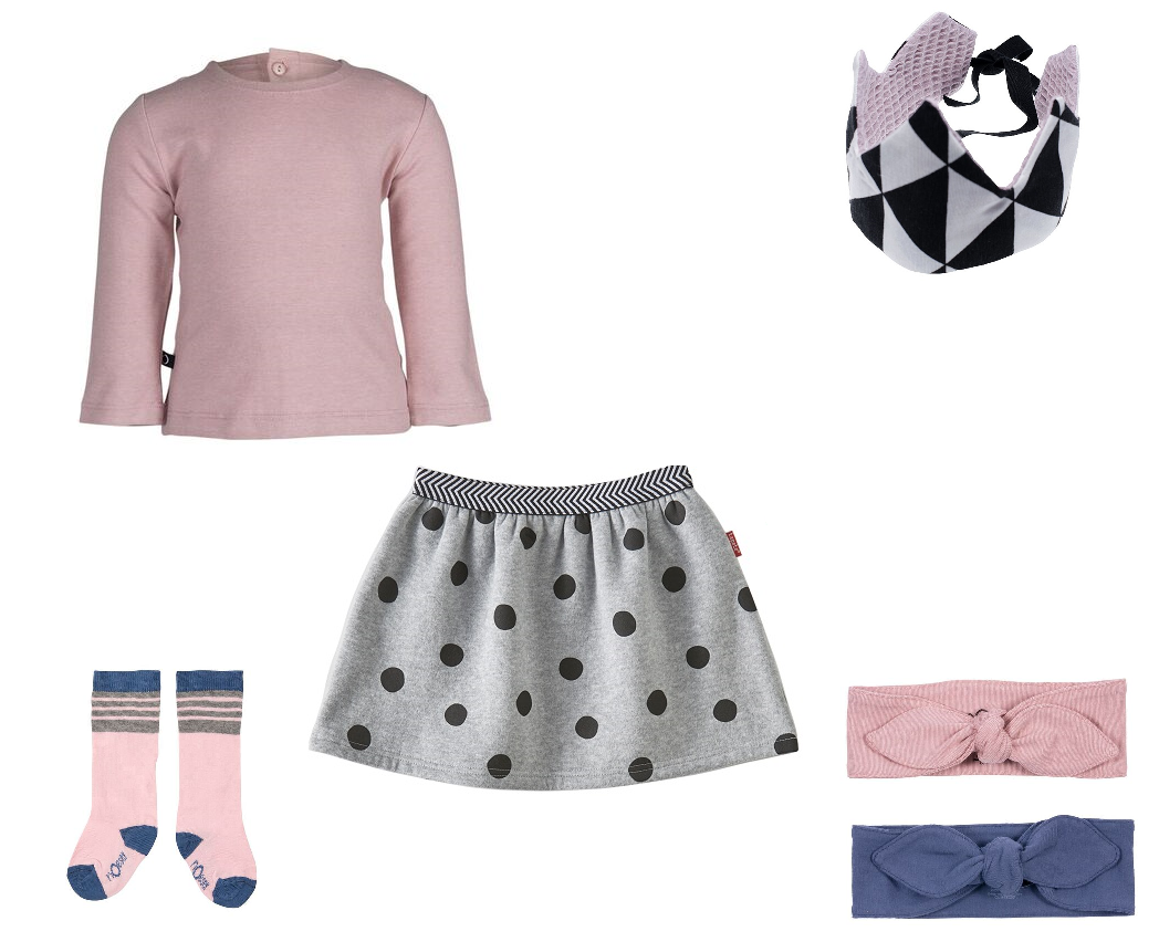 Kabouterkinderkleding outfit of the day