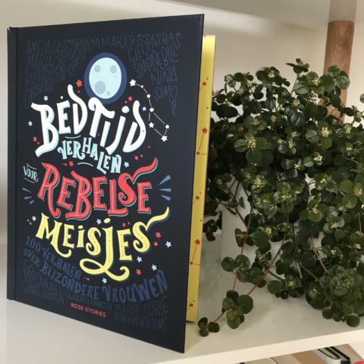 Bedtijdverhalen voor rebelse meisjes