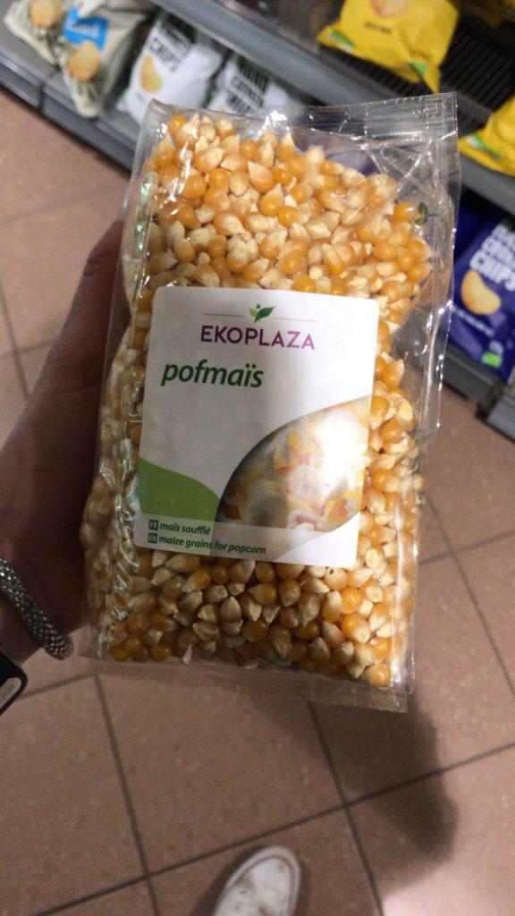 pofmais eko plaza popcorn