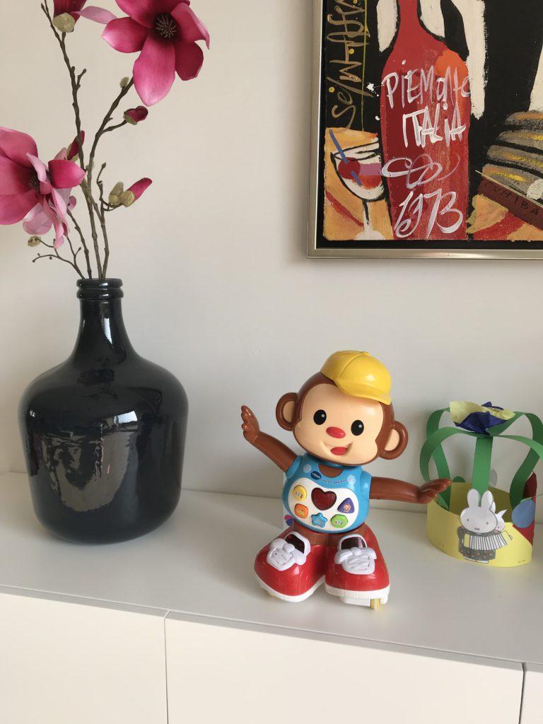 swing en speel aap
