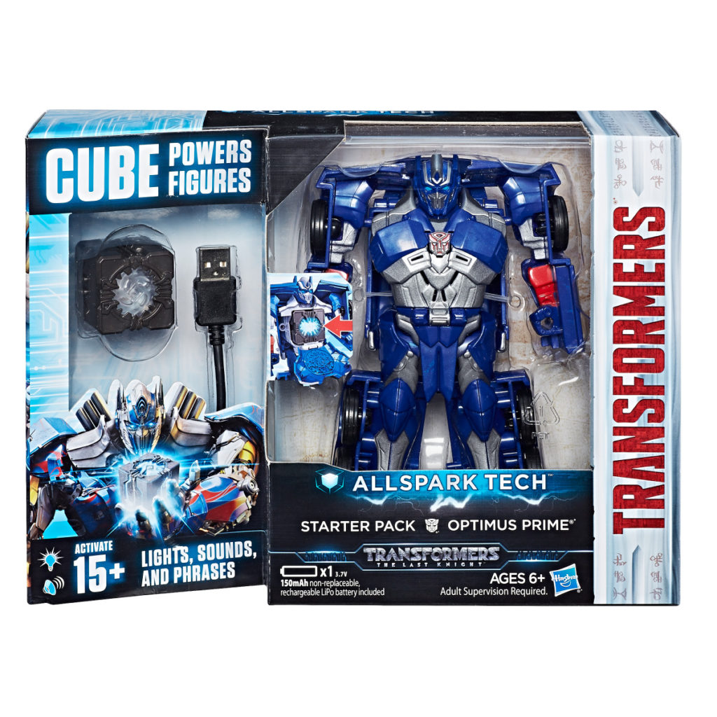 Transformers power ube