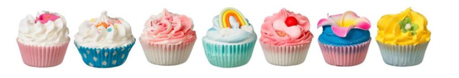 Cupcake bruistabletten kruidvat