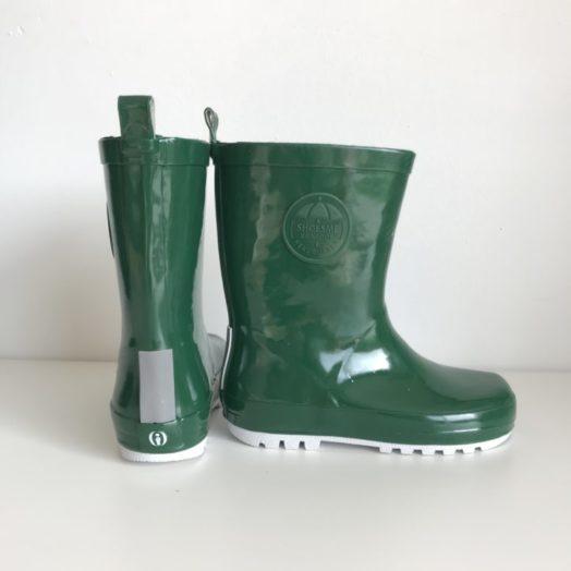 regenlaars groen Shoesme