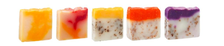 Cold pressed soaps kruidvat
