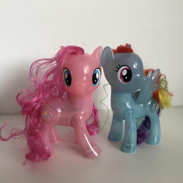 my little pony verlichtende vriendjes