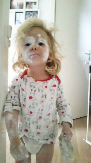 kind onder de creme
