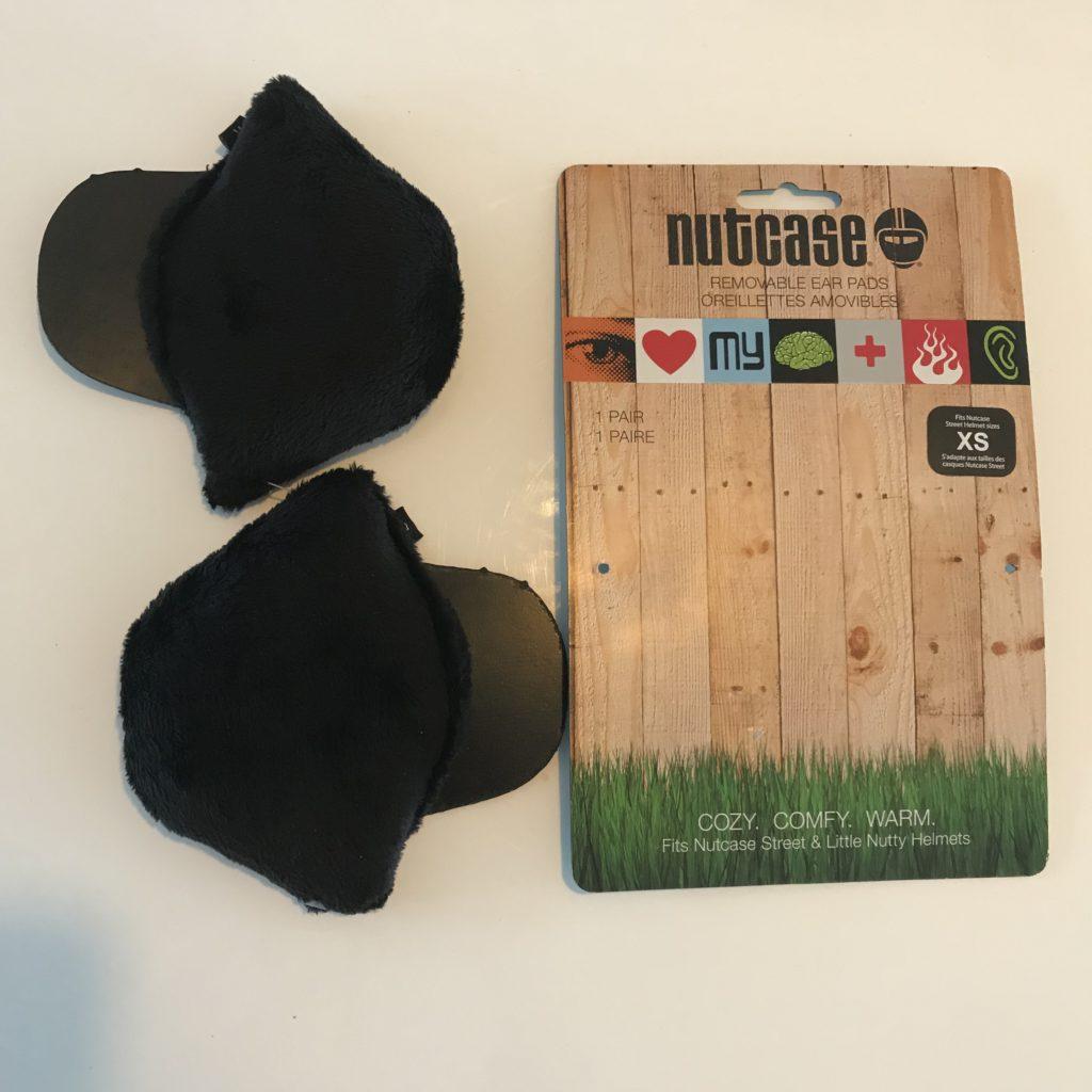 nutcase fietshelm ear pads