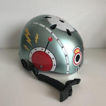 nutcase fietshelm robot