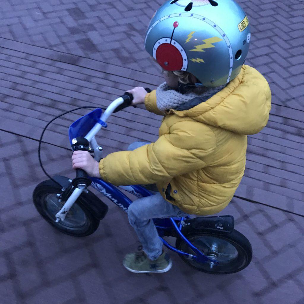 nutcase fietshelm