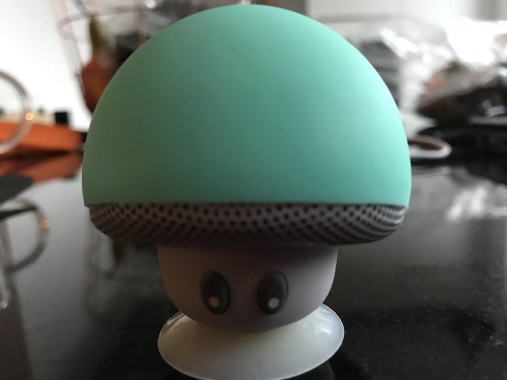 telefoonhoesjestore paddestoel bluetooth speaker