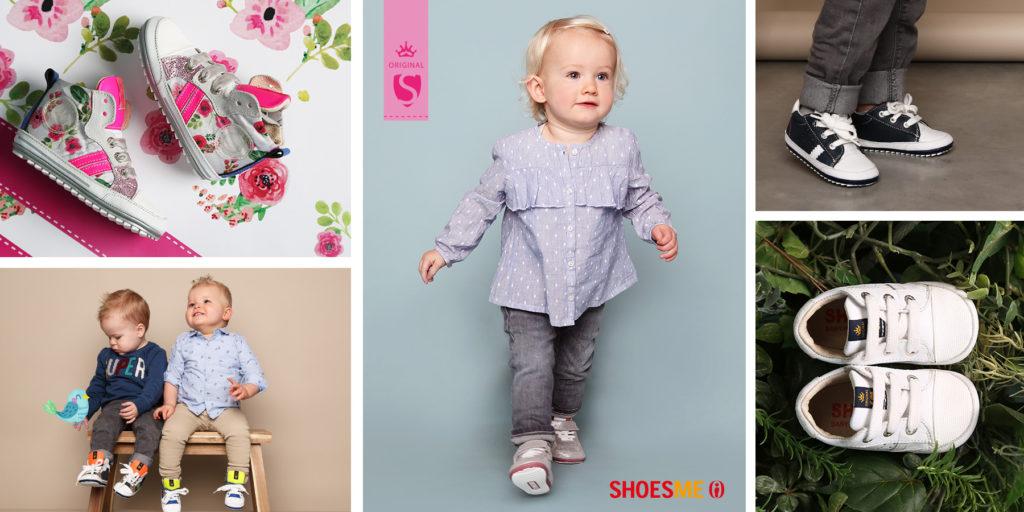 babycollage voorjaarscollectie shoesme 2018