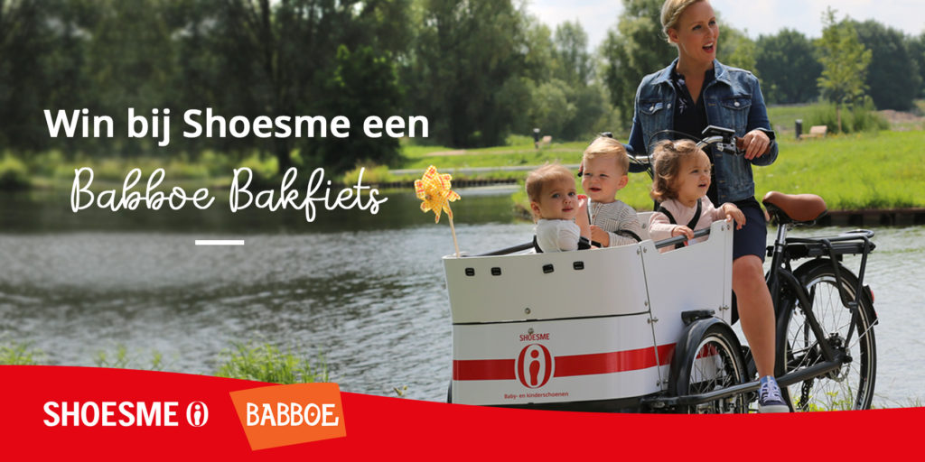 shoesme babboe bakfiets
