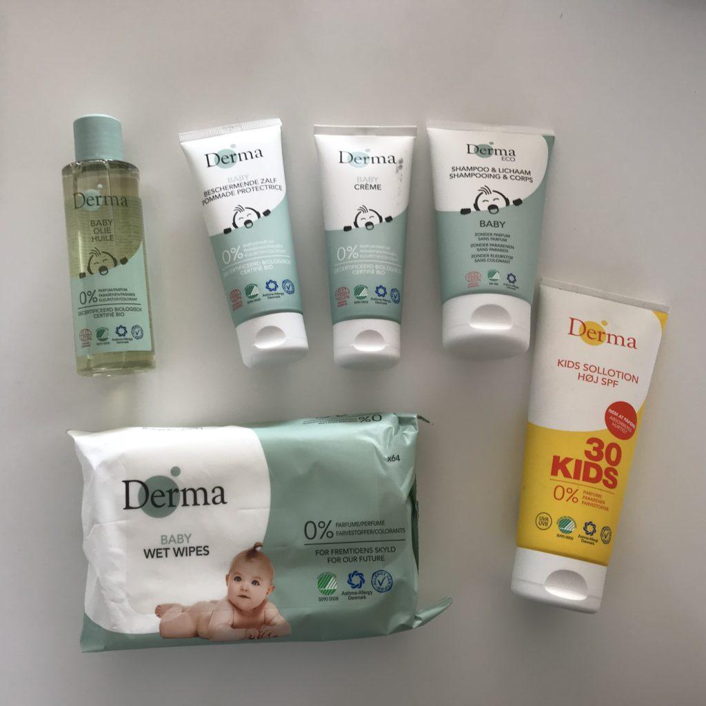 Derma eco baby