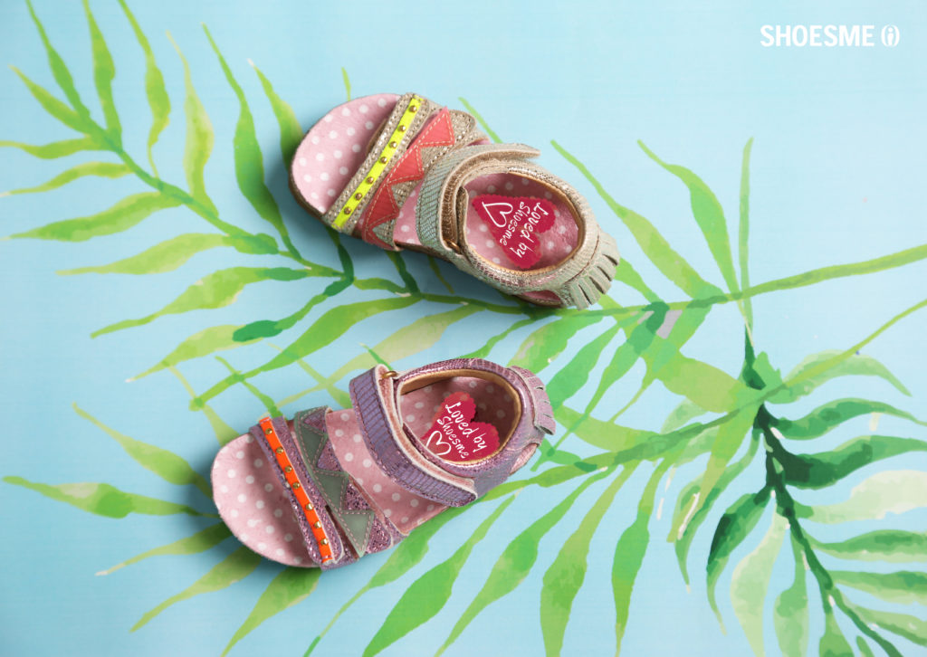 sandalen shoesme zomer en lente collectie 2018