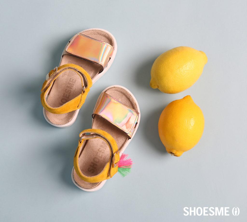 sandalen shoesme voorjaarscollectie