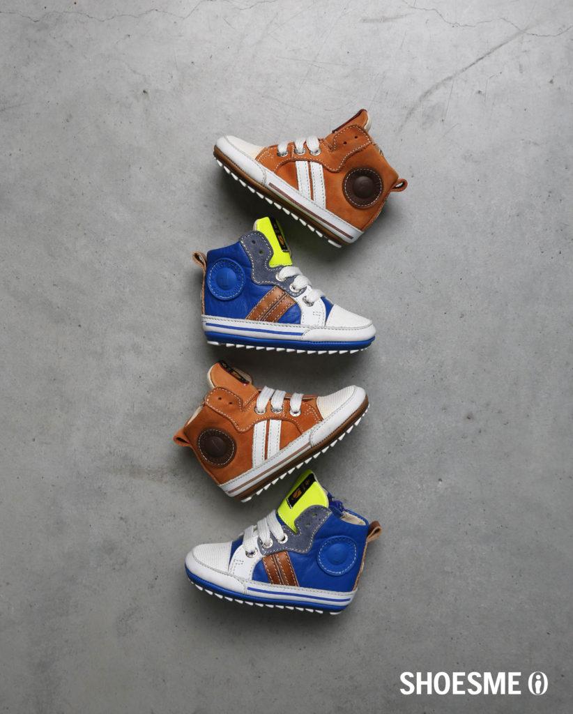 shoesme jongensschoen voorjaarsjaarscollectie 2018