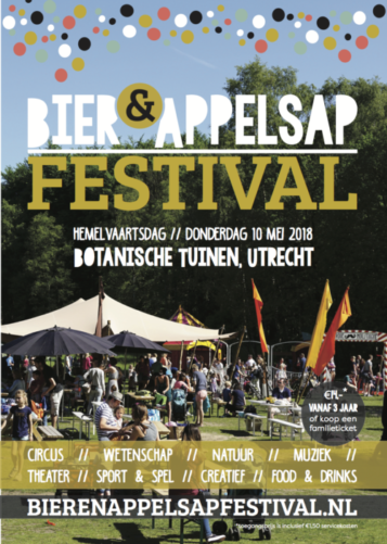 bier en appelsap festival