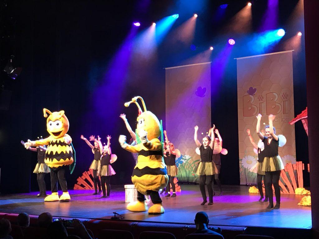 Bibi de bij zuidplein theater Rotterdam