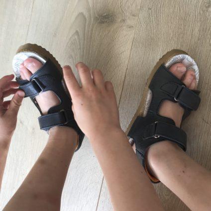 shoesme jongenssandaal