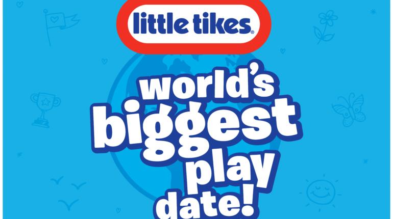 Little Tikes playdate