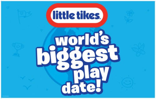 Little Tikes playdate