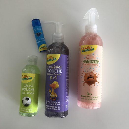 bubbly bubbles verzorgingsproducten kids