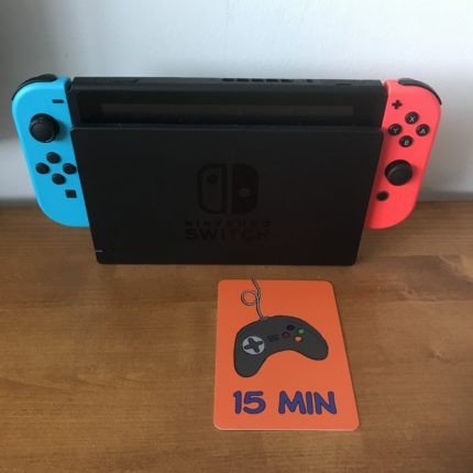 mytimingcards nintendo switch
