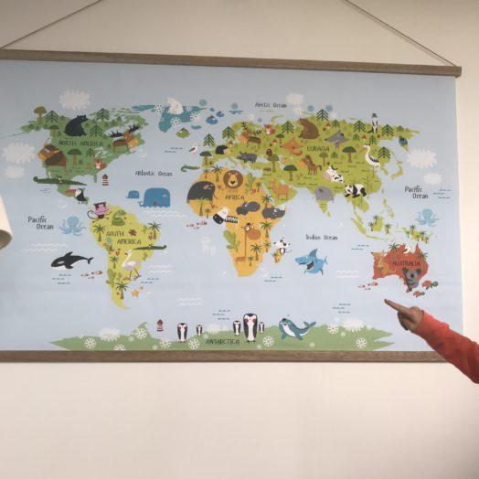 schoolplaat wereldkaarten.nl