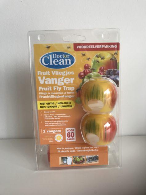 doctor clean fruitvliegjesvanger
