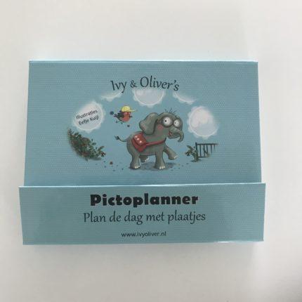 Ivy&Oliver's pictoplanner