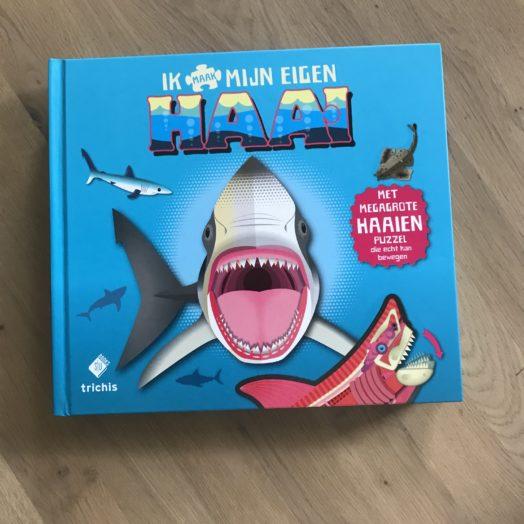 ik maak mijn eigen haai