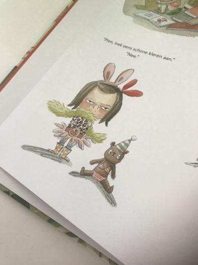 kinderboek wat een beesten bende!