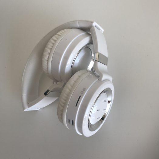 bluetooth koptelefoon inklapbaar