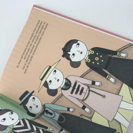 Kinderboek coco chanel