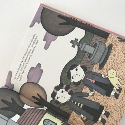 Coco chanel kinderboek