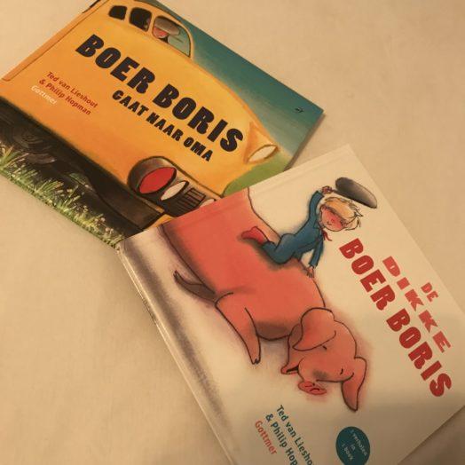 de dikke boer boris kinderboek