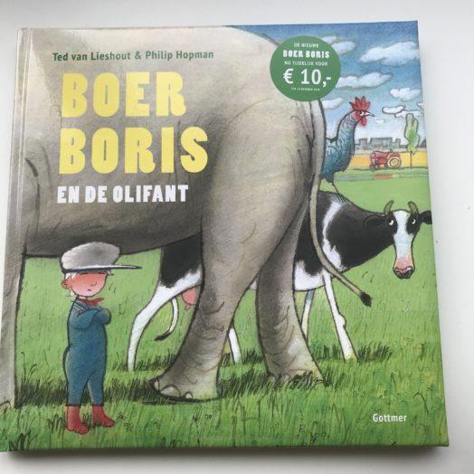 Boer Boris kinderboek