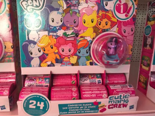 ontdek hasbro my little pony mini