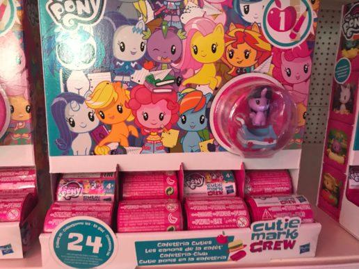 ontdek hasbro my little pony mini