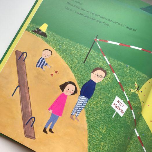 kinderboekenweek prentenboek vriendschap Kom erbij