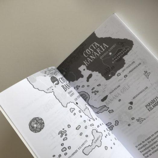 kinderboekenweekgeschenk de eilanden ruzie 2018