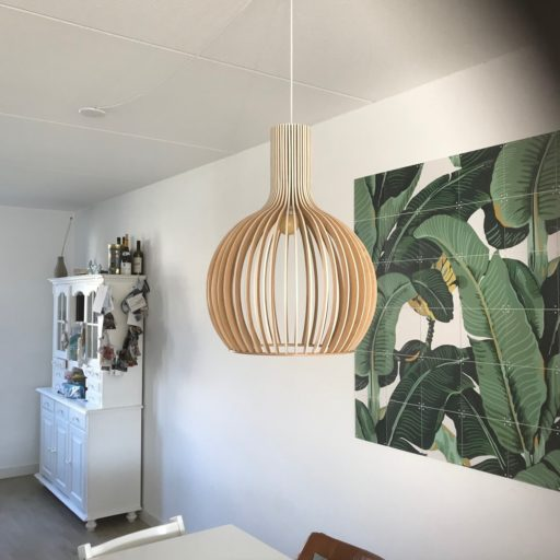 een lamp voor de speelhoek in de woonkamer - mama's mind