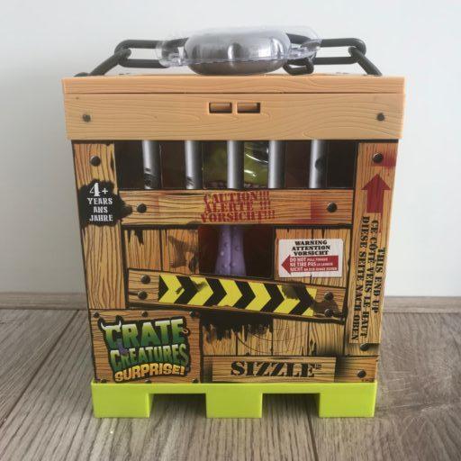 Sizzle crate creatures
