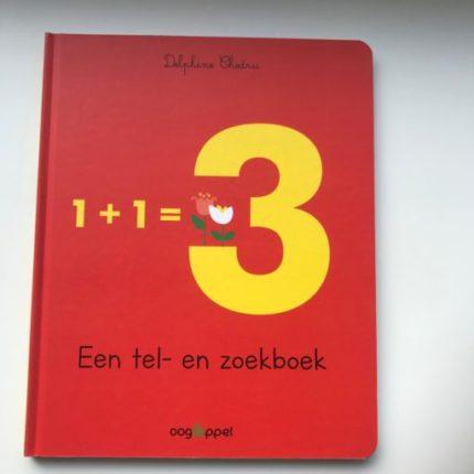 kinderboek telboek