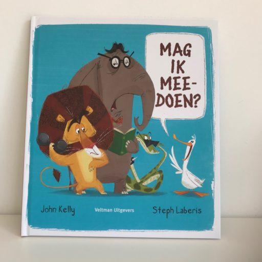 Kinderboekenweek mag ik meedoen?