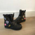 biker boots kids shoesme