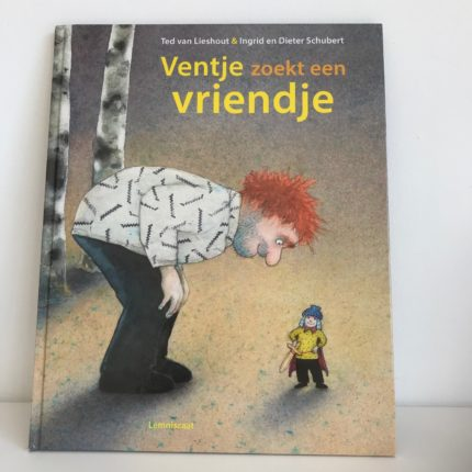Ventje zoekt een vriendje kinderboekenweek