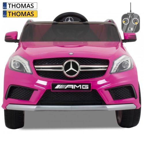 Roze mercedes autosvoorkinderen.nl