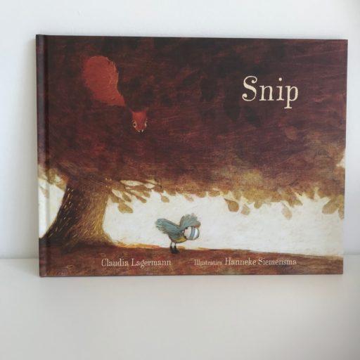 Snip kinderboekenweek 2018
